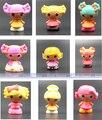 2,5 см MGA Mini Lalaloopsy кукла пуговица глаза действий рисунок аниме Brinquedos Meninas дети игрушки