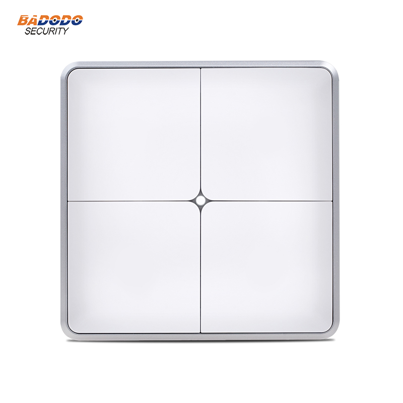 Terncy Zigbee single L line wall light ON OFF switch 1 gang 2 gang 3 gang
