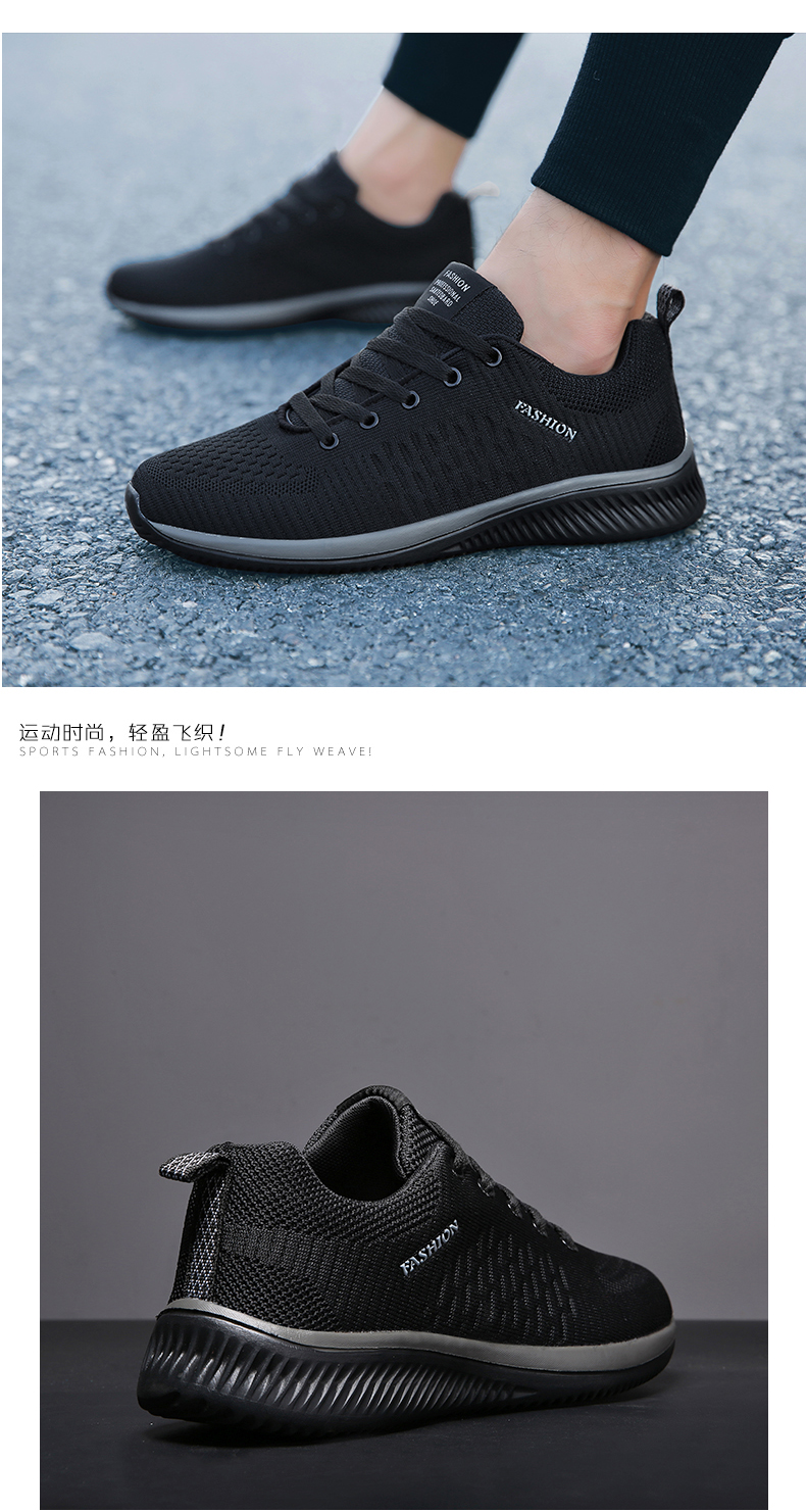 HTB1YH9caPLuK1Rjy0Fhq6xpdFXa4 2019 Fashion Men Casual Shoes Lac up Men Mesh Shoes Lightweight Comfortable Breathable Walking Sneakers Tenis Feminino Zapatos
