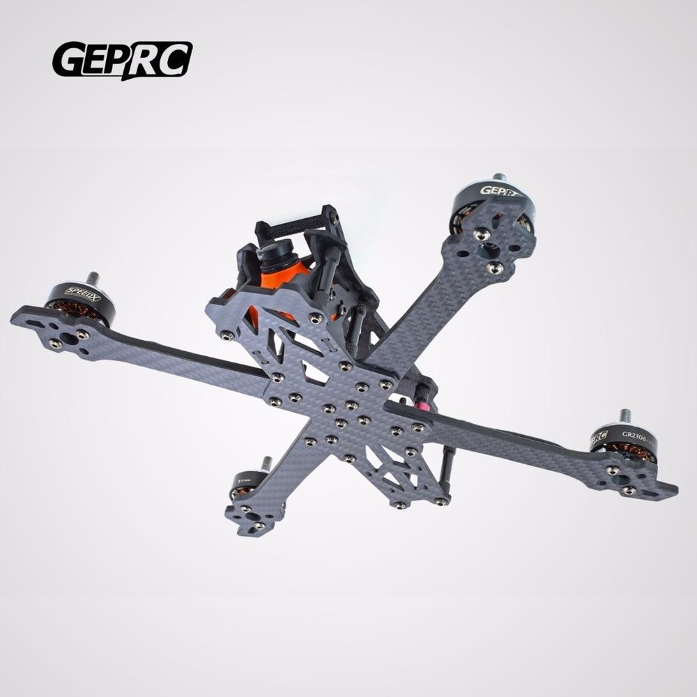 GEPRC GEP Mark2 Mark 200 มม. 230 มม. 260 มม. X Quacopter Drone ชุดกรอบ 4 มม. แขน Board 3 K คาร์บอนไฟเบอร์ 3 ~ 4 S สำหรับ DIY Multirotors-ใน ชิ้นส่วนและอุปกรณ์เสริม จาก ของเล่นและงานอดิเรก บน   2