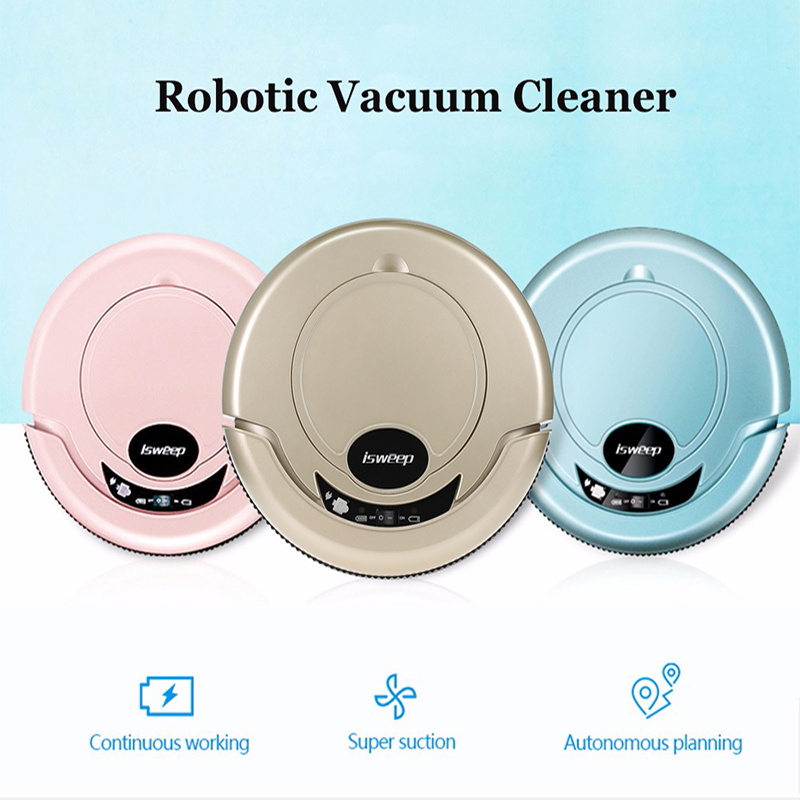 US $74 16 50% OFF|New Arrival Wireless Vacuum Cleaner Smart ISWEEP S320  Robot Vacuum Cleaner For Home Auto Sweeper Floor Cleaning-in Vacuum  Cleaners