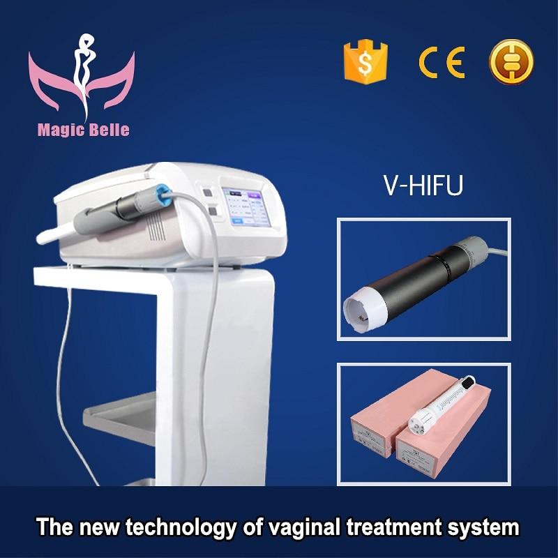 Nuova Venuta Tecnologia HIFU serraggio Vaginale Stringere Macchina per uso clinico