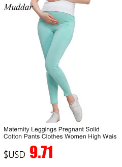 e49163397b6b57 Materntiy Leggings Pants Cotton Elastic Hight Waist Trouser For Pregnant  Women Pregnancy Office Working Buttom Clothes