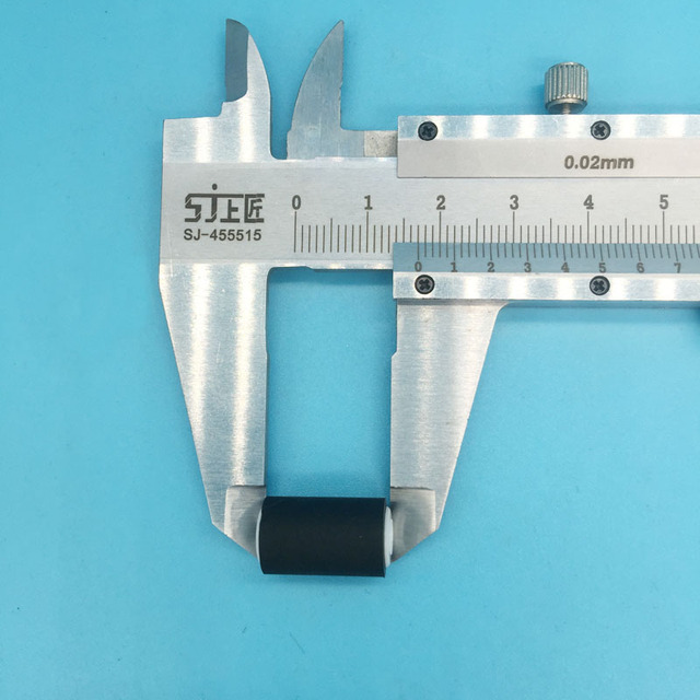 Human printer paper rubber roller for Ep-son DX5 DX7 head Allwin Niprint Xuli Yaselan plotter paper pressure pinch roller 20pcs