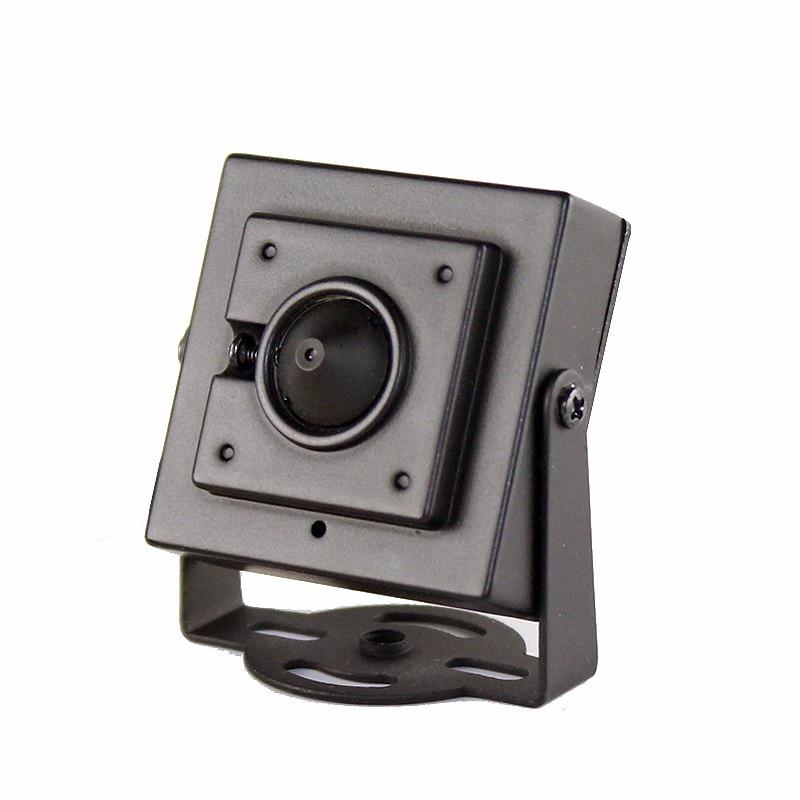 Ny Micro Cone 3,7 mm linse HD 1 / 4CMOS 1200TVL Lille farve Analog - Sikkerhed og beskyttelse - Foto 5