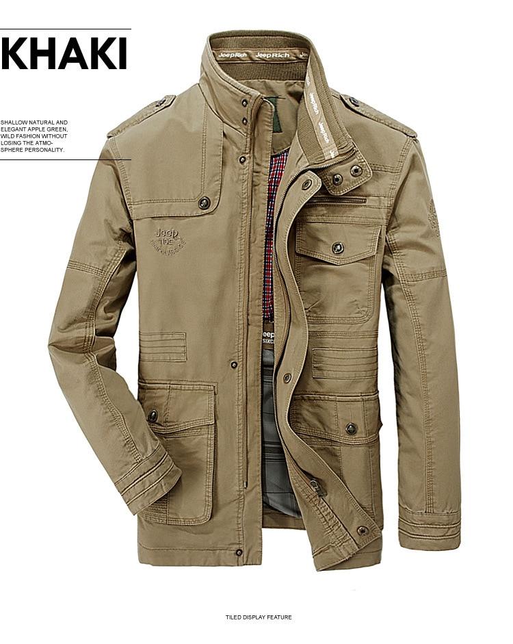 HTB1YHBpQb2pK1RjSZFsq6yNlXXa5 New Plus Size 7XL 8XL Autumn Military Jacket Men Cotton Brand Outwear Multi-pocket Mens Jackets Long Coat Male Chaqueta Hombre