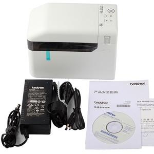 Image 4 - Machine à étiquettes TD 2020 imprimante détiquettes dordinateur thermique Portable étiquette autocollante imprimante à Code à barres BROTHER TD 2020 labe