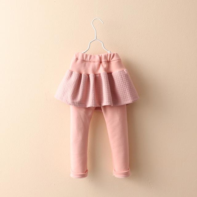 Girls Leggings Black And Pink 24M-10 Years