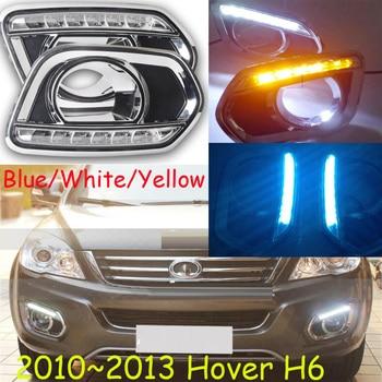 Hover H6 daytime light;2010~2013, Free ship!LED,Hover H6 fog light, Greatwall ,H3 H2 H5,M4,H1,Hover H6