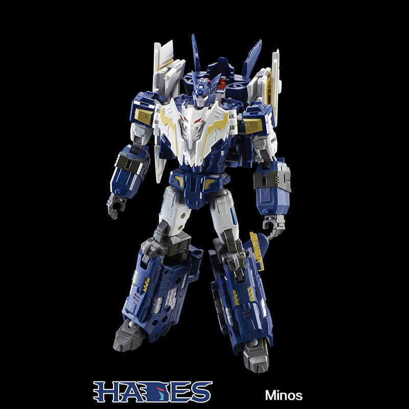 (IN STOCK) Toys TFC Toys Hades H-01 Minos