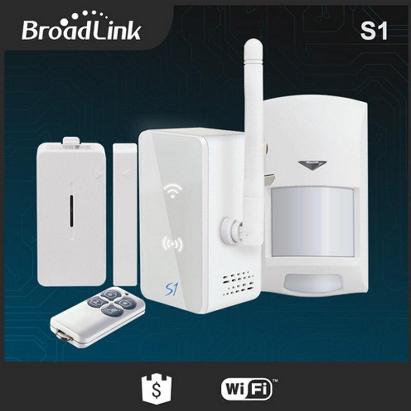 S1 Broadlink Casa Inteligente Kit 433 Mhz Wireless Sensor de Movimiento PIR de I