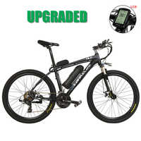 400W /240W, 26 Inches Electric Bicycle, UP to 48V 15Ah Lithium Battery , Aluminum Alloy Frame Mountain Bike.