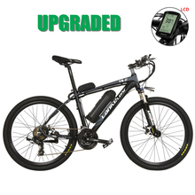 400W /240W, 26 Inches Electric Bicycle, UP to 48V 15Ah Lithium Battery , Aluminu