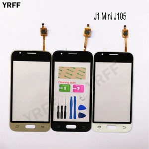 4.0'' For Samsung Galaxy Grand J1 Mini J105 SM-J105Y J105H Touch Screen Digitizer Sensor Touch Glass Lens Panel