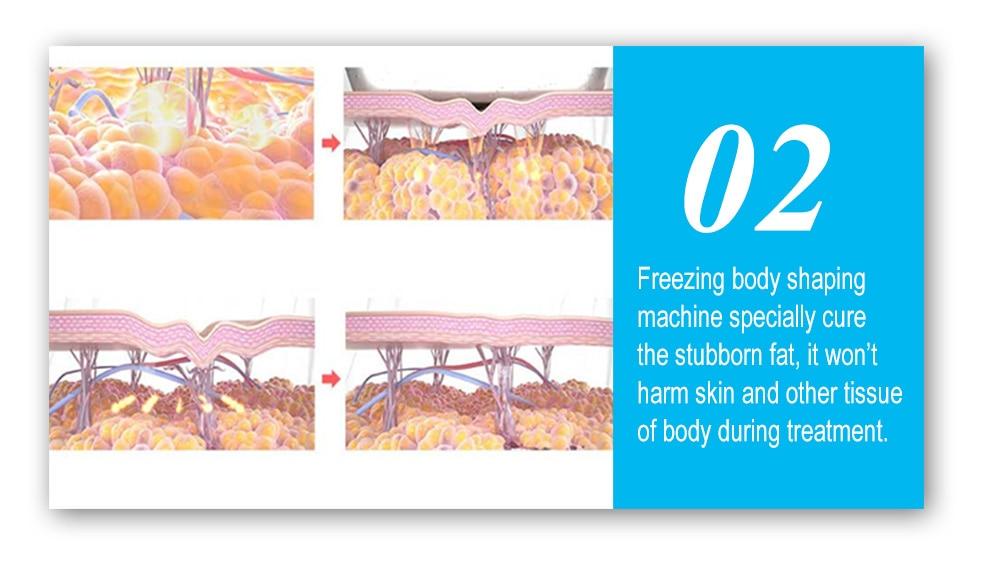 Portable Home Use Fat Freezing Machine
