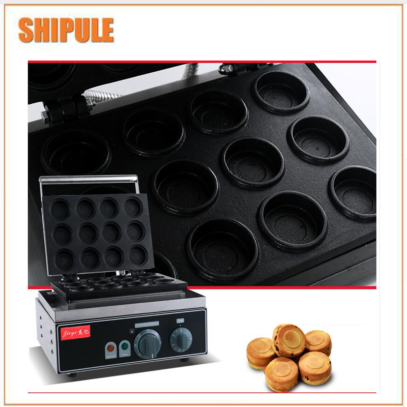 hot sale and high quantity tasty red beans cake pancakes fortune cookies queen cakes making machine