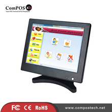 Best-selling pos register butterfly shape 15 inch pos touch screen system pos meachine for coffee shop