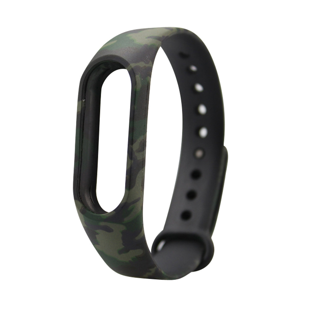 Watchband Strap For Xiaomi Mi Band 2 Bracelet Easy Fit Replacement Band Silicone Easyfit WristBand  170-220mm dignity D7 eache silicone watch band strap replacement watch band can fit for swatch 17mm 19mm men women