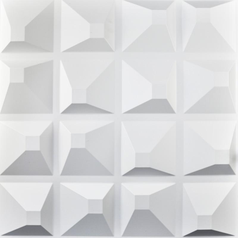 Us 790 Dekoracyjne Plastikowe 3d Wall Art Płytki ścienne Zestaw 12 Płytek 32 Stóp Kwadratowych W Naklejki ścienne Od Dom I Ogród Na Aliexpresscom