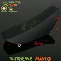 Black New OEM Seat For Kawasaki KLX110 2002 2013 KX65 2000 2013 Motocross Enduro Supermoto Motorcycle
