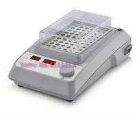 DLab HB120 S Dry bath range of temperature control up to 120 Celsius, Dragon lab LED digital metal bath USA plug