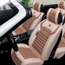 6D сиденье спортивной машины крышка общая подушка полиэфирное волокно, автомобиль Стайлинг для Porsche Cayenne SUV Cayman, Macan автомобильный коврик, авто сиденье