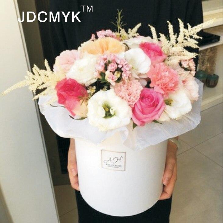Aliexpress Com Buy Size 19 5x23 5cm Florist Flowers