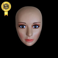 Humen silicone mask SH 2 Beauty mask Cosplay props Cover the scars Non toxic Factory without wig