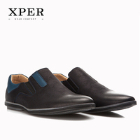 40 45 Big Size XPER Brands Men Loafers Fashion Breathable Soft Men Flats Shoes Slip On