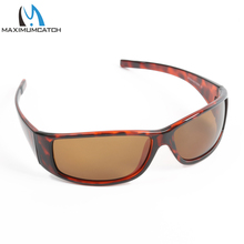 Maximumcatch Tortoise Frame Fly Fishing Polarized Sunglasses Brown Yellow And Gray To Choose Fishing Sunglasses