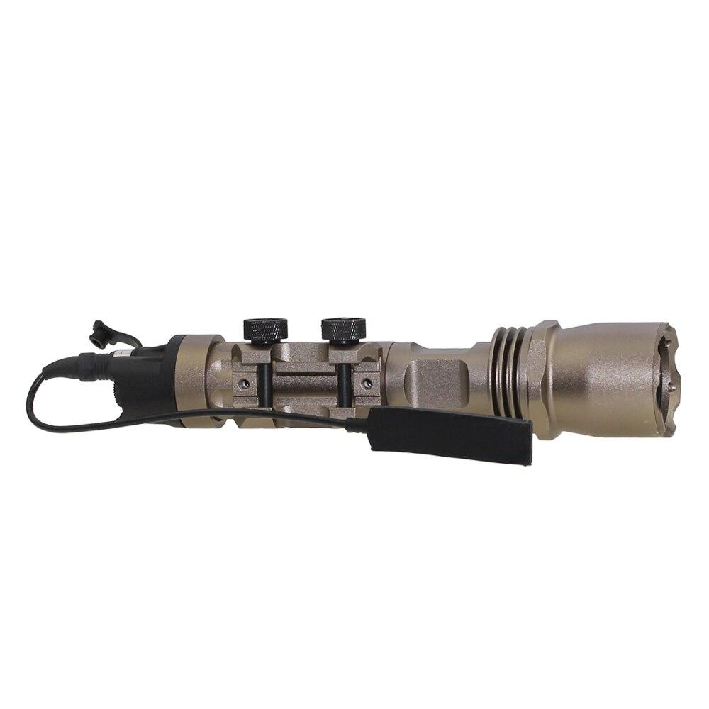 sipna optica tatico arma luzes m961 led 04