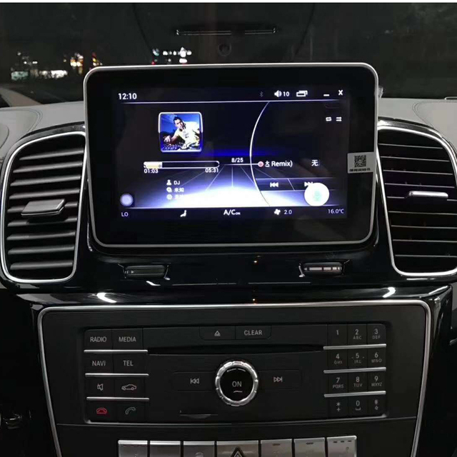 US $492 8 23% OFF|Aliexpress com : Buy 8 4 Android 3+32G RAM+ROM Touch  Screen Multimedia Player Stereo Display navigation GPS for Mercedes Benz  GLS