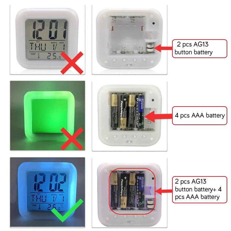 电池显示合优化