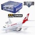 Children's toys,Alloy model plane,Boeing air model,Pull Back plane,Children's educational model toys.