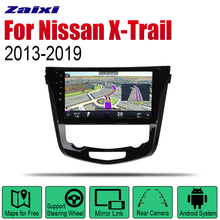ZaiXi Android Car GPS Navi for Nissan X-Trail Qashqai Dualis Rouge 2013~2019 player Navigation WiFi Bluetooth Mulitmedia 8 inch android 7 8 core android8 car dvd player gps navigation for nissan x trail qashqai dualis rouge 2013 2014 2015 2016 2017