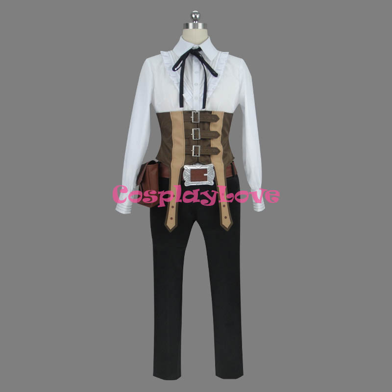 Fire Emblem Fates IF Velouria Cosplay Costume (5)