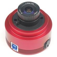 ZWO ASI385MC Color Astronomy Camera ASI Planetary Solar Lunar imaging/Guiding  High Speed USB3.0
