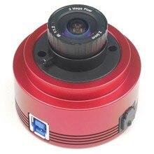 ZWO ASI385MC Farbe Astronomie Kamera ASI Planeten Solar Lunar imaging/Führung High Speed USB 3,0
