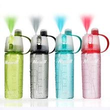 Nueva. B Deportes De Plástico Botella de Spray de Agua Libre de BPA Mi Botella Potable Potable Directa para Bicicleta Ciclismo Gimnasio Al Aire Libre botellas, 20 OZ