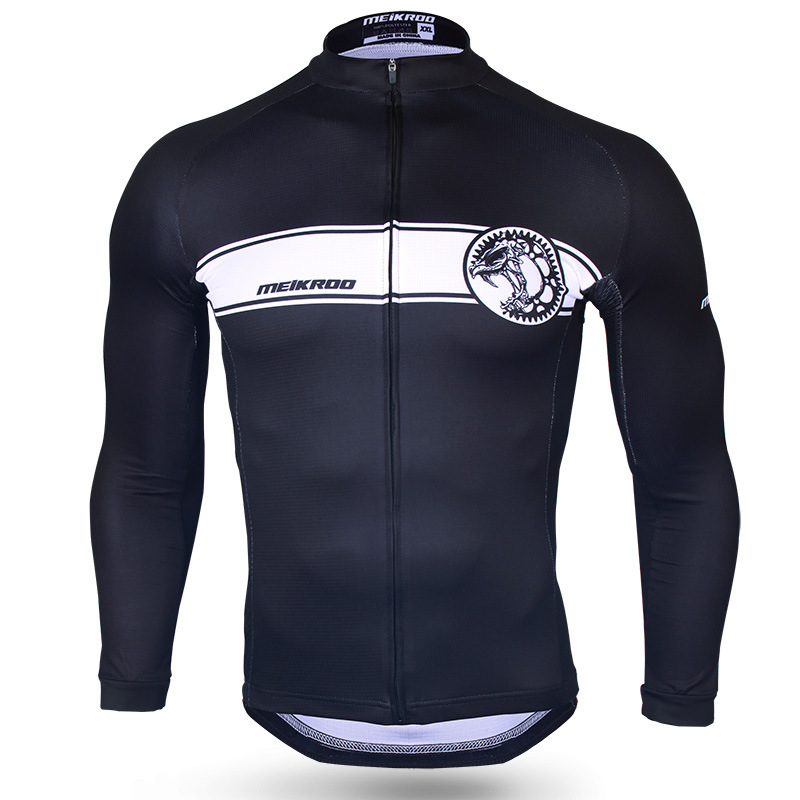 Jacket Cycling-Wear Long-Sleeve Mountain-Country Meikroo Perspire Highway Moisture Absorption