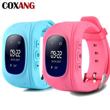 COXANG Q50 Smart Watch For Baby Kids Children with GPS Tracker Locator SOS Phonebook Sim Dial Call Clock Watch Phone Smartwatch(China)