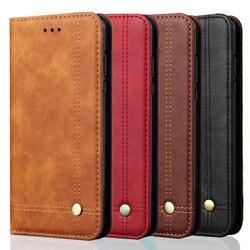 5.84'' Xiaomi Mi A2 Lite Case Flip Leather Cover Funda Xiaomi Mi A2Lite Case Retro Wallet for Xiaomi Mi A2 Case MiA2 A 2Lite 2A