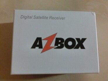 10pcs/ctn, DHL free shipping , the most popular twin tuner HD digital satellite receiver , Azbox bravissimo Support nagra 3