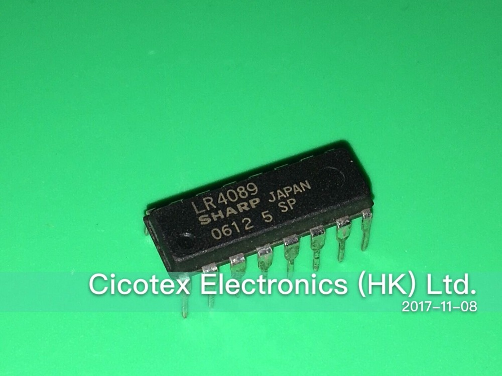 5pcs/lot LR4089 DIP16 Tone Dialer LSI 4089 ...