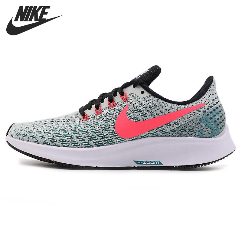 Original New Arrival 2018 NIKE AIR ZOOM PEGASUS 35 Women's Running Shoes Sneakers kasper women s elegant evening ruched sleeve blazer 18w black