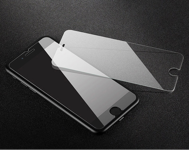 Shareezone 9H full Cover Tempered Glass for iPhone 7 8 6 6s plus X Anti Blue Light Screen Protector for iPhone 7 8 6 6s 10 Glass (124)