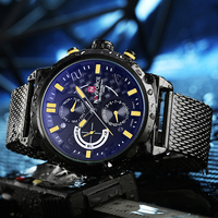 2018 NAVIFORCE Luxury Brand Men's Quartz Watches Man Sport Military Wrist Watch Steel Waterproof Date Clock Relogio Masculino