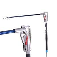 Spring fully automatic sea pole double adjustment sensitivity fishing rod spring rod fishing tackle fishing rod