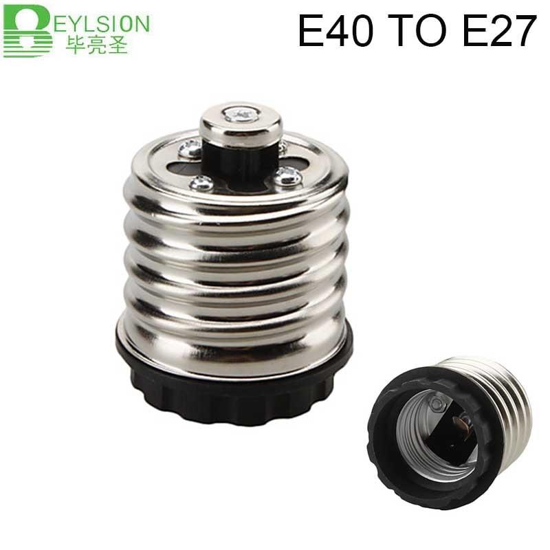 0309 E40 to E27-E27-Light BulbsAdapter 4