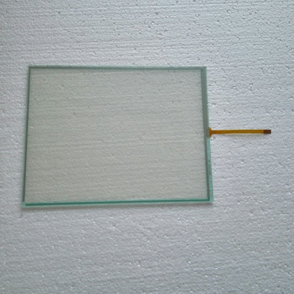 New 10 4 inch 4wire T010 1301 X111 01 Touch Glass Panel for Machine repair do
